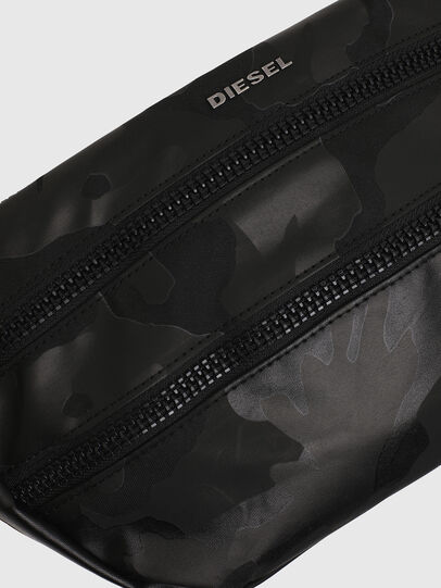 Diesel - F-URBHANITY BUMBAG, Negro - Bolsas con cinturón - Image 5