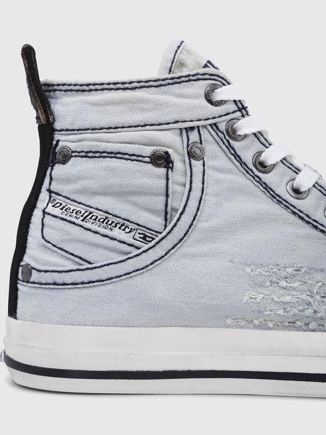 Diesel - EXPOSURE IV W, Azul Claro - Sneakers - Image 4