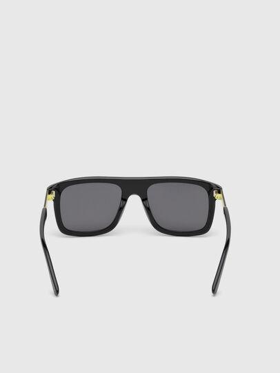 Diesel - DL0268, Negro - Gafas de sol - Image 4