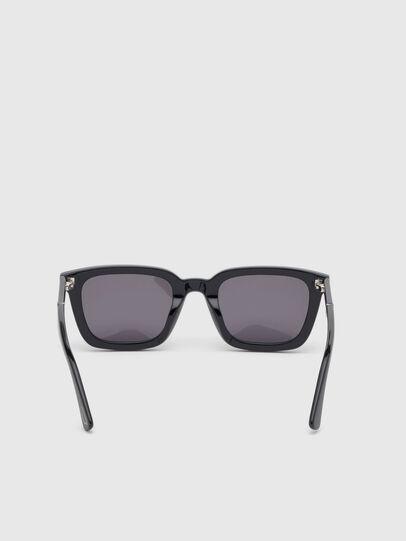 Diesel - DL0282, Negro - Gafas de sol - Image 4
