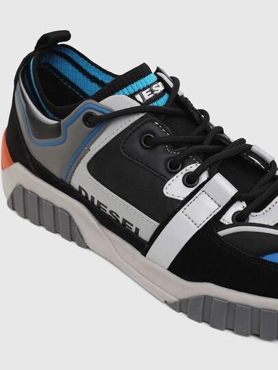 Diesel - S-RUA SL LOW, Negro - Sneakers - Image 4