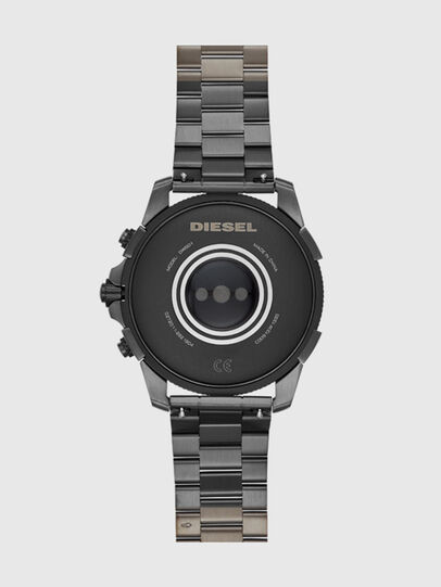 Diesel - DT2011, Gris Metal - Smartwatches - Image 4