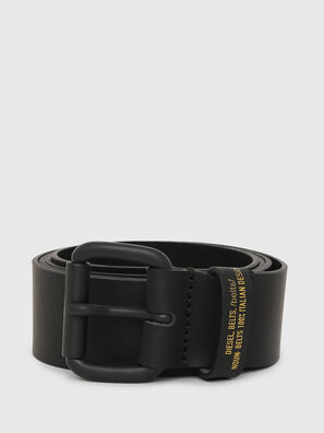 B-NOVO, Negro - Cinturones
