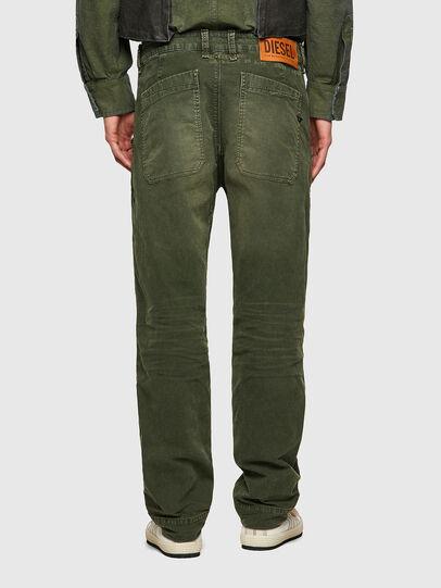 Diesel - D-Azerr JoggJeans® 069WH, Verde Militar - Vaqueros - Image 2