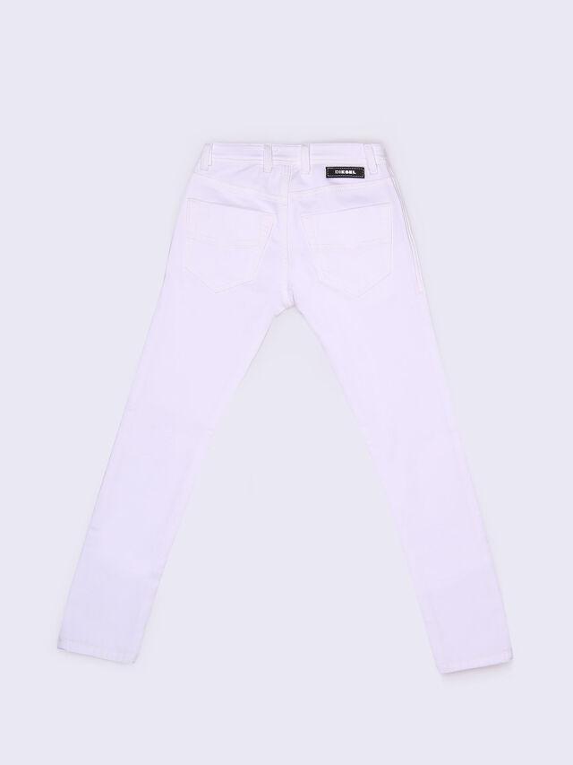 Diesel - TEPPHAR-J-N JOGGJEANS, White Jeans - Vaqueros - Image 3