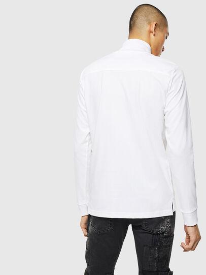 Diesel - T-DIEGO-LS-DOLCE, Blanco - Camisetas - Image 2