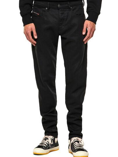 Diesel - D-Strukt JoggJeans® 069NC, Negro/Gris oscuro - Vaqueros - Image 1
