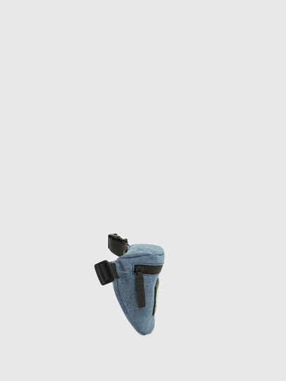 Diesel - BELTPATCH, Azul - Bolsos - Image 3