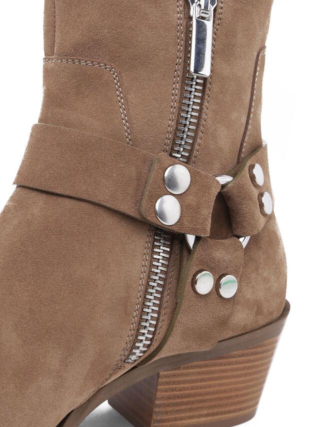 Diesel - SS19-3, Crudo - Zapatos de vestir - Image 4