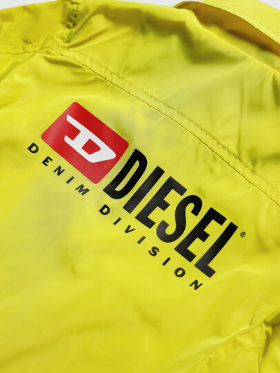 Diesel - JROMANPB, Amarillo Fluo - Chaquetas - Image 4