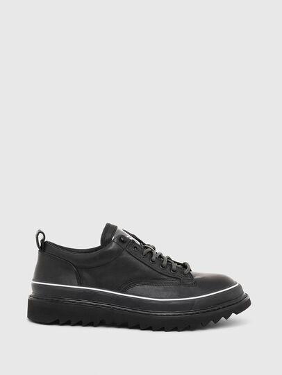 Diesel - H-SHIROKI DBS, Negro - Sneakers - Image 1