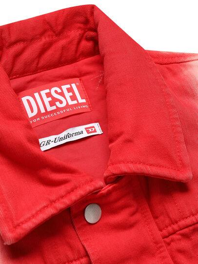 Diesel - GR02-U301, Rojo/Blanco - Monos - Image 3