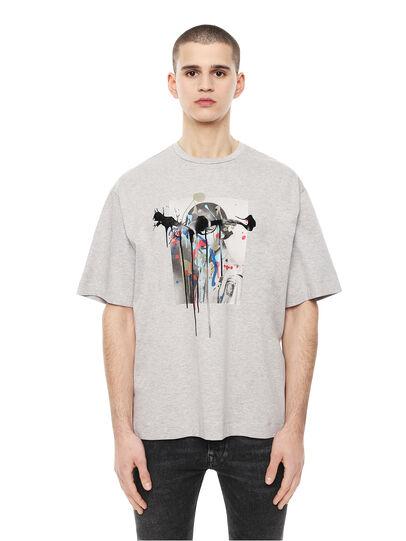 Diesel - TEORIA-MELTINGSOLDIE,  - Camisetas - Image 1