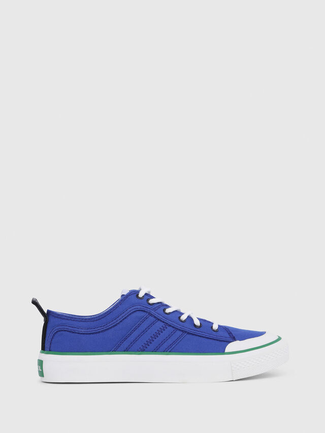 Diesel - S-ASTICO LC LOGO W, Azul Brillante - Sneakers - Image 1