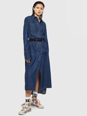 DE-TOKYO, Azul medio - Vestidos