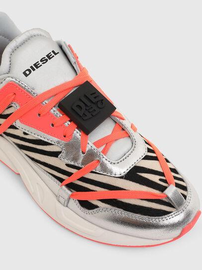 Diesel - S-SERENDIPITY LC EVO, Blanco/Rosa - Sneakers - Image 4