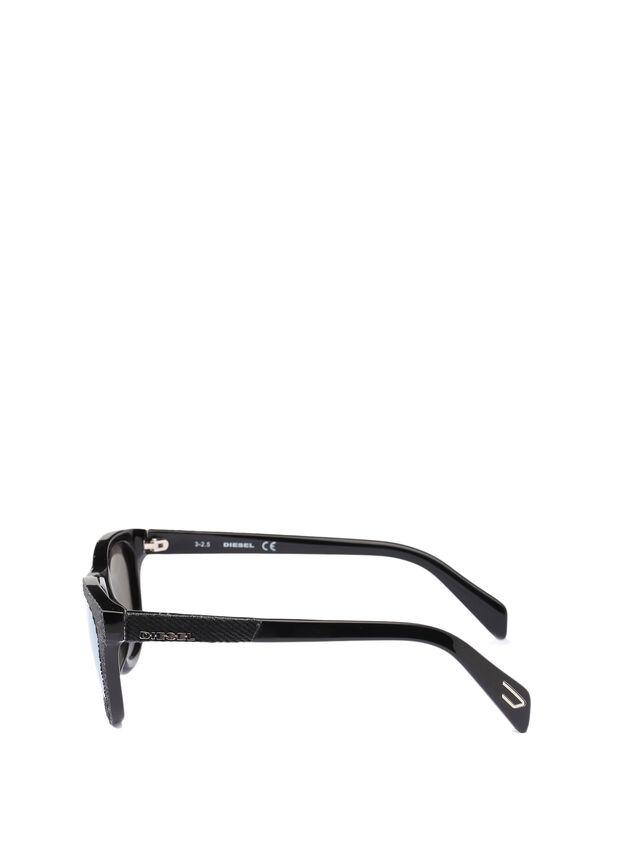 Diesel - DM0200, Black Jeans - Kid Gafas - Image 3