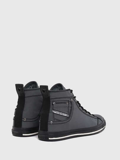 Diesel - EXPOSURE I, Gris oscuro - Sneakers - Image 3