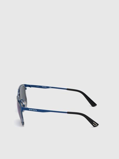 Diesel - DL0294, Azul - Gafas de sol - Image 3