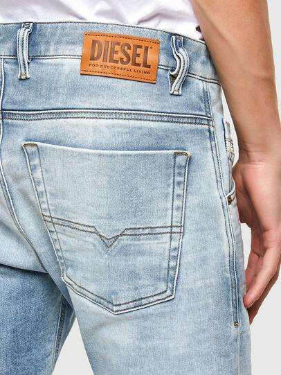 Diesel - Krooley JoggJeans® 069UX, Azul Claro - Vaqueros - Image 4
