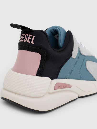 Diesel - S-SERENDIPITY LOW CU, Gris/Azul marino - Sneakers - Image 5