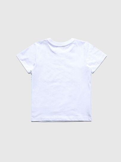 Diesel - TDIEGOS3B-R, Blanco - Camisetas y Tops - Image 2