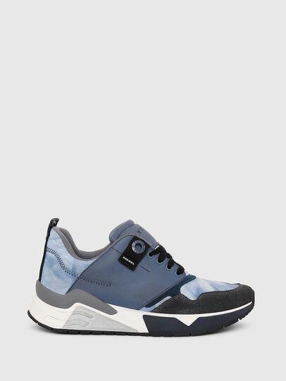Diesel - S-BRENTHA LC, Azul - Sneakers - Image 1
