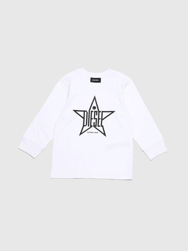TDIEGOYHB-ML-R, Blanco - Camisetas y Tops