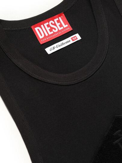 Diesel - GR02-T311, Negro - Tops - Image 4