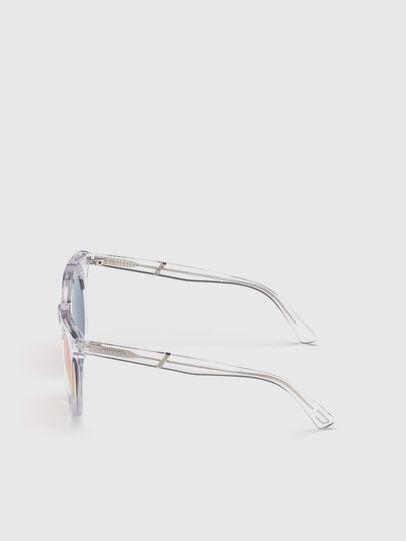 Diesel - DL0283, Blanco - Gafas de sol - Image 3