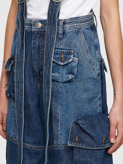 Diesel - DE-AMETHY, Azul medio - Pantalones - Image 4