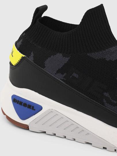 Diesel - S-KB SOCK QB, Negro - Sneakers - Image 4