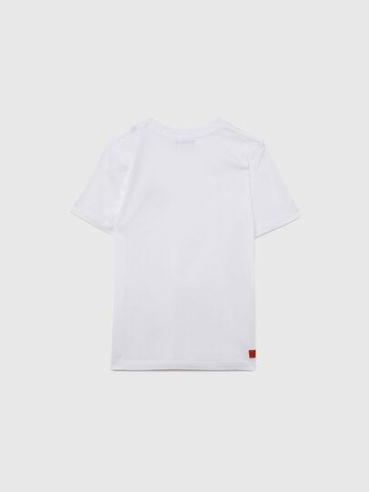Diesel - UMLT-TDIEGOS, Blanco - Camisetas y Tops - Image 2