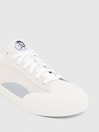 Diesel - S-BULLY LC, Blanco/Rojo - Sneakers - Image 5