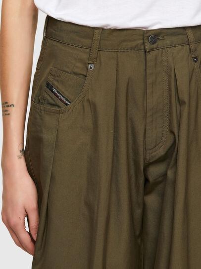 Diesel - P-JO-A, Verde Militar - Pantalones - Image 3