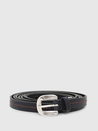 Diesel - B-DOUST, Azul Oscuro - Cinturones - Image 1