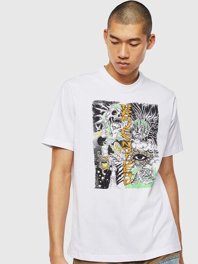 Diesel - T-JUST-J13,  - Camisetas - Image 1