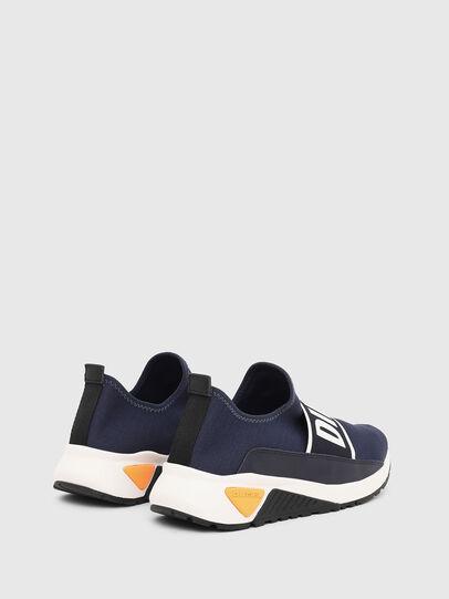 Diesel - S-KB SOE, Azul - Sneakers - Image 3
