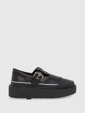 H-SCIROCCO BA, Negro - Sneakers