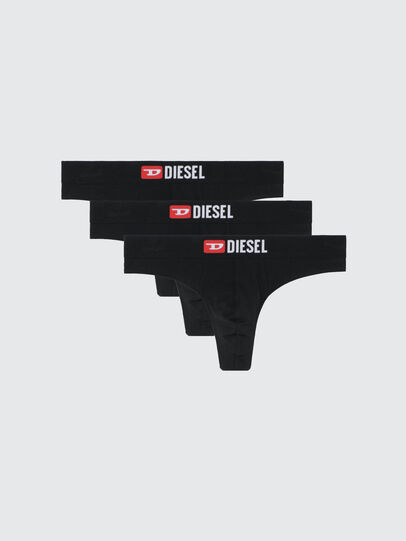 Diesel - UMBR-STRINGTHREEPACK, Negro - Slips - Image 4