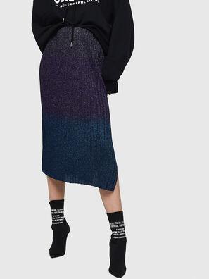 M-ELY, Azul Oscuro - Faldas