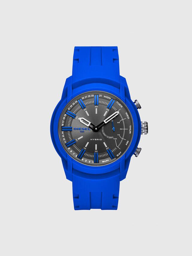 Diesel - DT1017, Azul Brillante - Smartwatches - Image 2