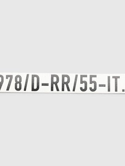 Diesel - B-ARBARANO II, Blanco/Negro - Cinturones - Image 4