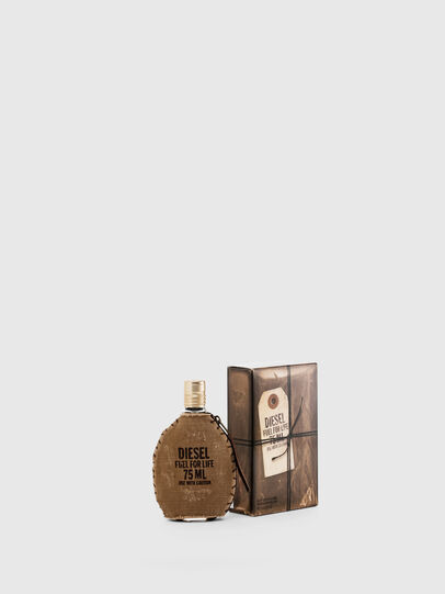 Diesel - FUEL FOR LIFE MAN 75ML, Marrón - Fuel For Life - Image 1