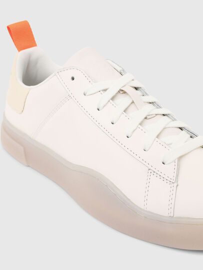 Diesel - S-CLEVER LOW LACE, Blanco - Sneakers - Image 4