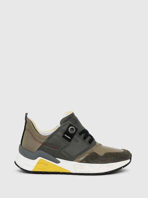 S-BRENTHA LC, Verde Militar - Sneakers