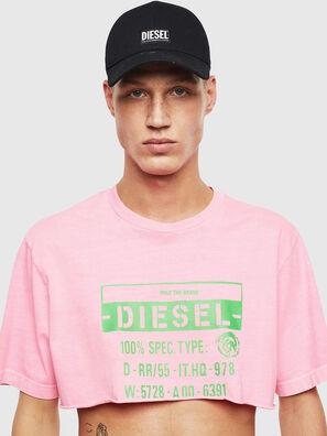 T-CROPPY, Rosa - Camisetas