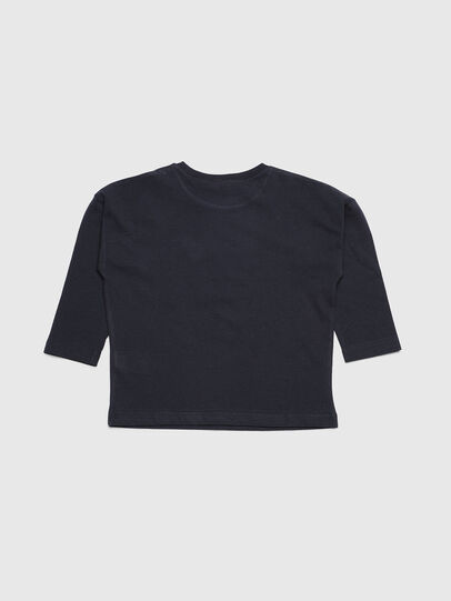 Diesel - TAIZAB-R, Azul Oscuro - Camisetas y Tops - Image 2