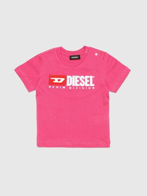 TJUSTDIVISIONB, Rosa - Camisetas y Tops