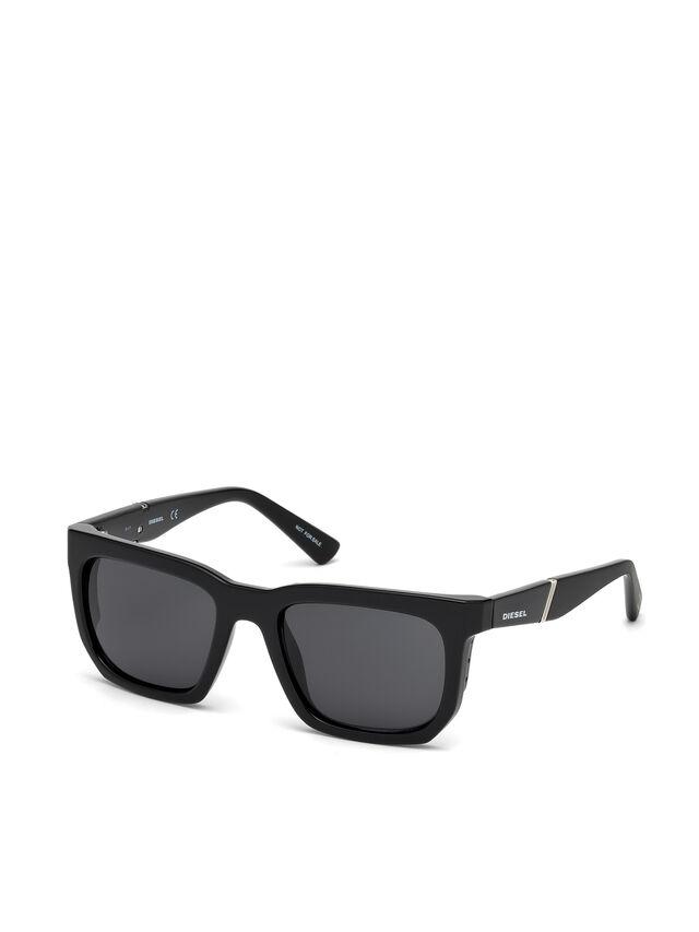 Diesel - DL0254, Negro - Gafas de sol - Image 4